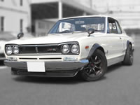 1971 KGC10 JDM RHD Nissan Skyline HAKOSUKA L28Modified Vintage For Sale Soon Japan