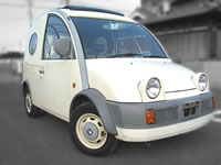 JDM RHD NISSAN CARS FOR SALE 1989 Nissan Scargo Canvas top with porthwhole window original style S-cargo