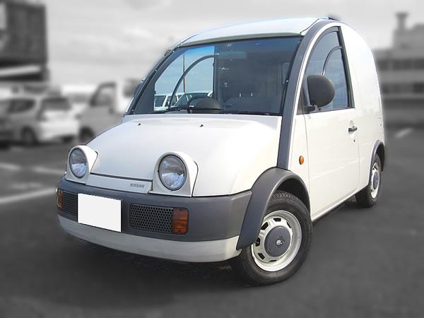 Nissan Cargo Van >> Stock For Sale 1989 NISSAN Scargo S-Cargo Car Nomal top ...