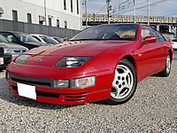 1990 Nissan Fairlady 300ZX Auto 55,000km Fully Orijinal Non Modified Car For sale japan to canada u.s. new zealand MONKY'S INC JAPAN