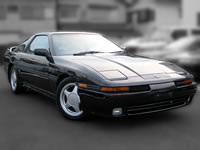 STOCK USED CAR/1990 Toyota JZA70 Supra GT Limited 2500 Twinturbo 5spd original model sale