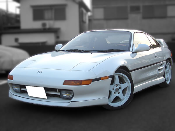 1995 SW20 MR2 GT-S Turbo Modified vehicle USED CAR FOR UK AU NZ ...