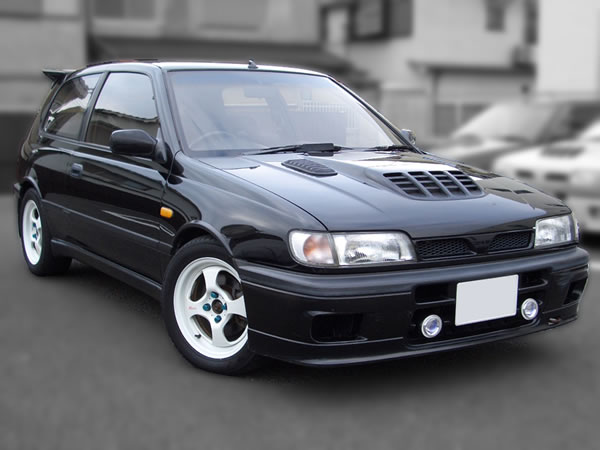 1990 Modified Black Nissan Pulsar Gtir Sr20det Awd Rnn14