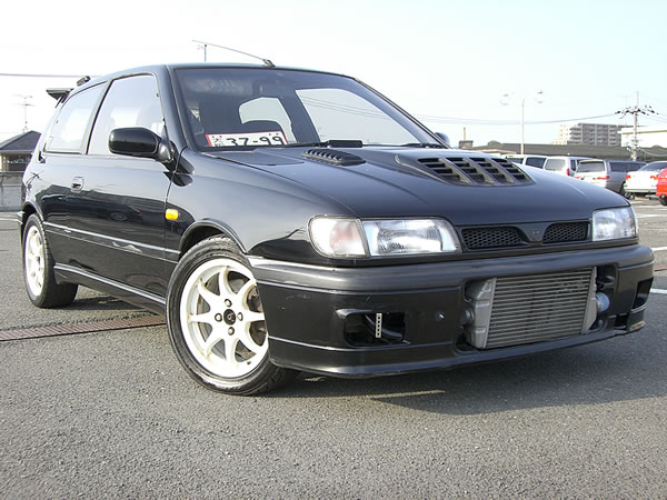 Modified Pulsar GTi-R :
