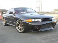 Coming Soon : RECARO seat, Carbon Hood, Brembo Brakes, 18inch rims, Wide fender, GT-wing, etc... BNR32 Modified GT-R, Nissan Skyline