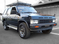 FOR SALE 1991 NISSAN TERRANO/PATHFINDER DIESEL TURBO AUTO 5DR 4WD Wagon/canada vancouver calgary edmonton toronto quebec b.c. all over canada