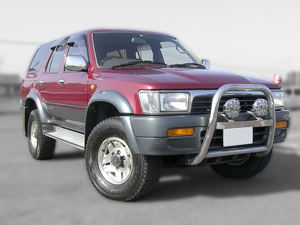 For sale 1990 1991 1992 1993 Hliux Surf diesel 4x4 JDM RHD from japan to ...