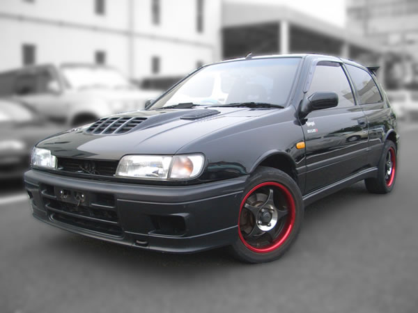 for sale stock no rnn14 007 1991 nissan pulsar gti r sr20det awd sunny gti r in u k japanese. Black Bedroom Furniture Sets. Home Design Ideas