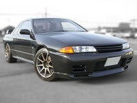 For Sale 1992 Skyline GTR R32 Modified, Coil over, Nismo Clutch, 18inch rims, New Paint Original Factory Black, MONKY'S INC JAPAN