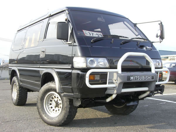 Import Reconditioned Delica Star Wagon Diesel 4x4 Japan