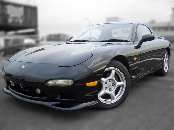 1992 Fd3s Mazda Rx 7 Typer For Sale Japanese Modified