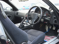 1992 FD3S RX-7 TypeR : Interior view