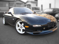 1992 For Sale FD3S Mazda RX-7 modified / Japanese Modified Used Car MONKY'S INC