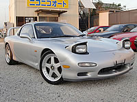 FOR SALE 1992 FD3S RX7 Type-S Mazda Speed Rims, HKS Coil over, Blitz muffler, etc Japan Canada UK