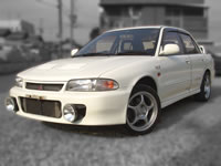 JDM RHD STOCK USED CAR FOR SALE Lancer EVO 1 1992 | Import Lancer EVO from japan to Canada | MONKY'S INC
