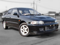 1994 Lancer EVO2 CE9A Black For sale japan to Canada 2009 MONKY'S INC CANADA CARS DIVISION