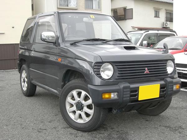 pajero mini 4x4 kei truck jdm sale h56a pajero kei cars 1994 export canada import from japan. Black Bedroom Furniture Sets. Home Design Ideas
