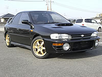 1994 STi Version Subaru Impreza WRX GC8 For Sale MONKY'S INC CANADA CARS DIVISION