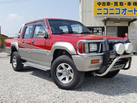 FOR SALE CANADA FROM JAPAN 1994 Mitsubishi Strada Double Cabin 4wd pick up truck 67,000km 1owner Mint Condition MONKY'S INC CANADA CARS DIVISION