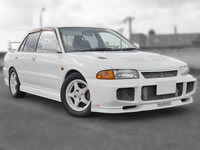 FOR SALE 1995 JDM LANCER EVO3 CE9A JAPAN CANADA MONKY'S INC