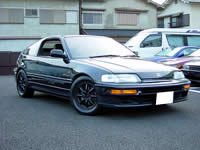 JDM CR-X SiR B16A VTEC FOR SALE STOCK USED HONDA