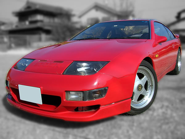 1991 300ZX Tbar turbo : Front view