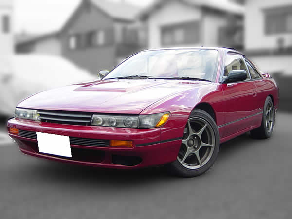 FOR SALE 1989 Nissan Silvia q's CA18DET swapped DRIFTING ...
