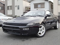 FOR SALE 1991 ST185H TOYOTA CELICA GT4 RC CARLOS SAINTZ 3SGTE MODEL JAPAN