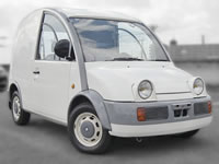 1989 Nissan Scargo Van No side window for commercial use Custom Leather seats, etc For sale japan to Canada 2009 MONKY'S INC CANADA CARS DIVISION