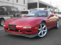 Mazda RX7/RX-7 FD3S 1992 Sale/Export FD3S Japan to Canada MONKY'S INC