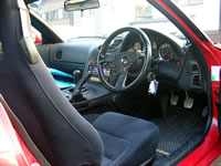 1992 Mazda RX-7 FD3S : Interior view