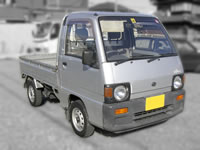 Subaru Samber 4x4 mini truck supercharger for sale japan
