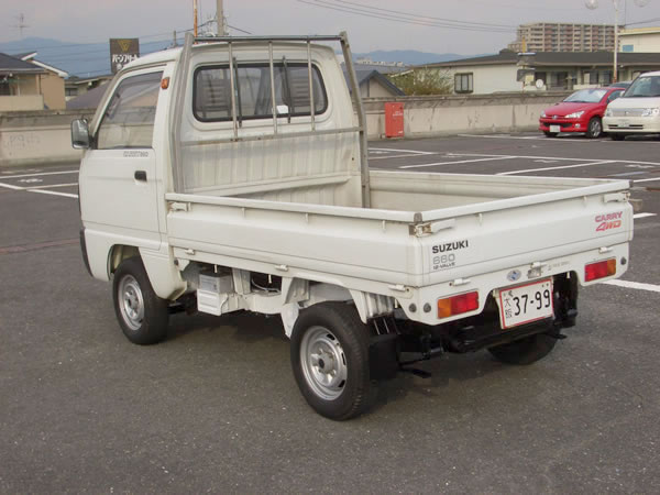 for sale suzuki carry mini truck 4wd | monky's inc japan