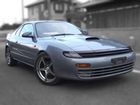 STOCK USED CAR/1991 Toyota RHD Celica GT-FOUR All Track 3SGTE Turbo model sale