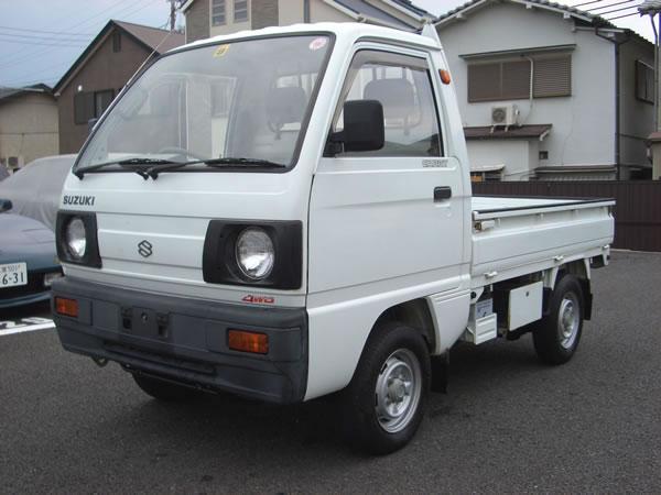 For Sale 1990 Suzuki Db41t 4wd Diff Lock Carry Truck