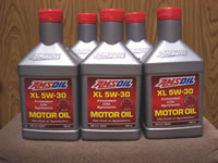 We always use famous 100% synthetic AMS-OIL for our custmer car, to keep cars in very good condition!