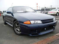 1991 Nissan Skyline GT-R BNR32 Dark Blue car FOR SALE