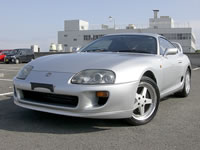 AUCTION SERVICED 1993 JZA80 Supra RZ 6spd Grade 4&B unit Sold Cars Picture Gallery | MONKY'S INC CANADA CARS DIVISION